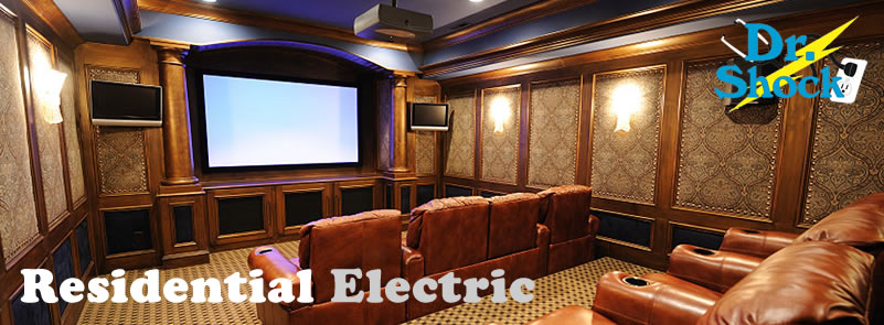 Residential Electric Dr Shock hartselle decatur madison huntsville alabama